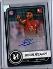 2019-20 Topps Museum Collection Bundesliga Soccer Cards 24