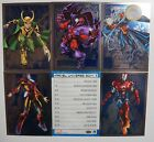 2014 Rittenhouse Marvel Universe Trading Cards 2