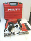 Hilti UH 700 Corded Power Hammer Drill with Case