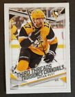 2020-21 Topps NHL Sticker Collection Hockey Cards - Checklist Added 35