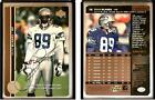 Brian Blades Signed 1996 Upper Deck 148 Card Seattle Seahawks Auto Autograph