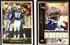 Brian Blades Signed 1996 Upper Deck Silver 87 Card Seattle Seahawks Auto Autogr