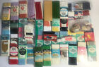Vtg Lot of 44Rick Rack Wrights New Some Open Variety Colors + Dritz Chalk 49