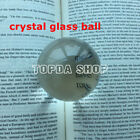 1PC K9 crystal glass ball without stripes and bubbles photography magic props
