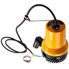 12V 1620GPH 6000L H Submersible Water Pump Clean Dirty For Pool Pond Flood Drain