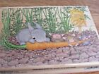 HOUSE MOUSE GARDEN FEAST HMTR1068 STAMPABILITIES RUBBER STAMP MUDPIE AMANDA