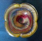 ANGELO MASON MURANO ART GLASS BOWL