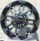 4 Wheels Rims 17 Inch for Ford F 250 2005 2006 2007 2008 2009 Super duty 901