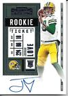 2020 Panini Contenders Football Cards - Final SP/SSP Ticket Checklist 50