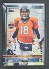 2015 Topps Football Variations Guide and Checklist 193