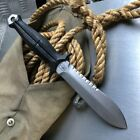 GIANT MOUSE ACE KNIVES RANAE N690 STEEL FIXED BLADE KNIFE WITH KYDEX SHEATH