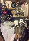 HIGH END QUALITY VINTAGE MIXED FLOWER JEWELRY COLLECTION 300 PIECES