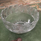 Vtg Tiffany Crystal Glass Swirl Bowl from Louis Comfort Tiffany Collection 8 1 4