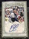 2013 Topps Gypsy Queen Autographs Guide 88