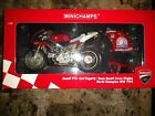 minichamps 112 Ducati 916 carl fogarty die cast motorcycle