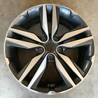 2014 2019 Kia Soul Machined Gray Wheel Rim Factory 18x75 OEM 74719 + Sensor