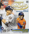 2017 TOPPS GOLD LABEL BASEBALL HOBBY BOX Rookie, Auto Aaron Judge Cody Bellinger