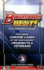 2015 BOWMAN'S BEST BASEBALL HOBBY BOX Mike Trout Francisco Lindor Pujols auto