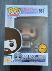 BOB ROSS & HOOT FUNKO POP! Television #561 CHASE LIMITED EDITION Joy Of Painting