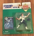Starting Lineup 1995 NFL Stan Humphries Figure and Card San Diego Chargers 021