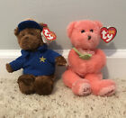 TY BEANIE BABIES- Dear Mom & Dear Dad 2006