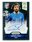 Global Graphs: 2014 Panini Prizm World Cup Soccer Autographs 56