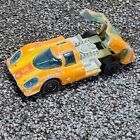 Hot Wheels 1969 Vintage Redline Porsche 917 Orange Bikes Original
