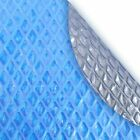 Crystal Blue 18 x 33 Oval 10 Mil Blue Space Age Swimming Pool Solar Blanket