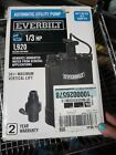 Everbilt SBA050BC 1 2 hp Submersible Sump Pump + Tether