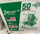 Zoeller M53 D Submersible Sump Pump 03 HP 115V 53 0001 PROFESSIONAL