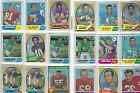 1968 Topps Football Cards 18