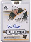 2014-15 SP Authentic Hockey Future Watch Autographs Gallery, Guide 68