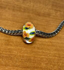 Authentic Trollbeads Mamma Mia Mothers Day Glass Bead TGLBE 20088 New