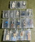 Star Wars Vintage GRADED LOT of 17 New Cases AFA 80-80+ NM
