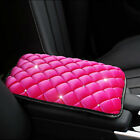 Car Armrest Seat Box Cover Protector Auto Center Console Trim Pad For Suv Truck