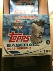 2013 Topps Series 1 Baseball Hobby Jumbo Box - Free Priority Shipping