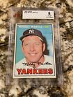 Comprehensive Guide to 1960s Mickey Mantle Cards 209