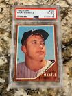Comprehensive Guide to 1960s Mickey Mantle Cards 77