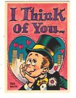 1959 Topps Funny Valentines Trading Cards 23