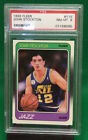 John Stockton Rookie Cards and Autographed Memorabilia Guide 9