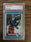 Brian Leetch Cards, Rookie Cards and Autographed Memorabilia Guide 7