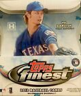 2012 TOPPS FINEST BASEBALL HOBBY BOX 2 Chrome Auto Bryce Harper RC Mike Trout