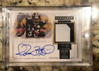 2017 Panini Impeccable Jerome Bettis Elegance Player Worn Autograph patch 18 25