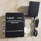 Lepai LP 2020A+ Hi fi Stereo Power Amplifier Power Cord Included