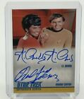 2011 Rittenhouse Archives Star Trek Classic Movies: Heroes & Villains Trading Cards 12