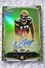 2014 Topps Chrome Football Rookie Autographs Guide 76