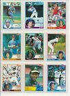 1983 TOPPS COMPLETE SET 792 GWYNN Boggs Sandberg Viola RC NM or better SWSW6
