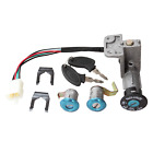 Woostar 4 Wire Ignition Key Switch Assembly For Gy6 49Cc 50Cc Taotao Scooter Mo