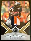 2010 Limited #16 Devin Hester 3 Color Patch 10 50 Miami Bears