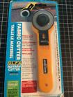 New Old Stock Vintage Olfa Rotary Cutter RTY 2 Made in Japan w Tungsten Blade